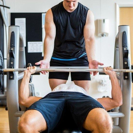 Vægtløftning