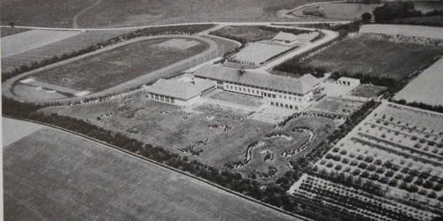 Idrætshøjskolen fra sin start