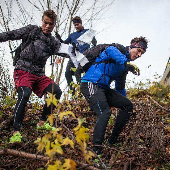 Adventurerace på Idrætshøjskolen Viborg