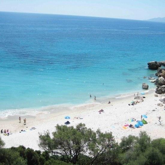Klatring på Sardinien