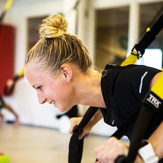Fitness instruktør uddannelse på Viborg Idrætshøjskole