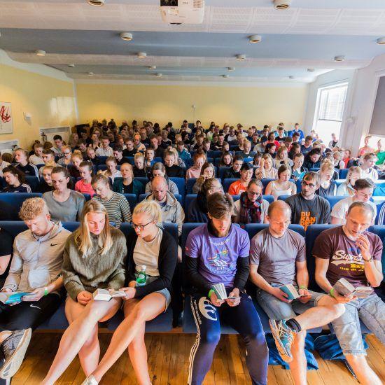 Foredragssal - Elevmøde 2017