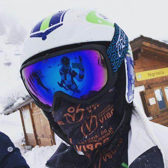 Skitur med Idrætshøjskolen Viborg