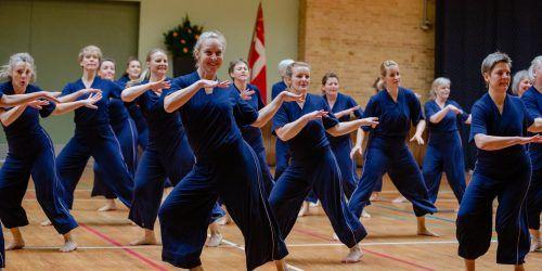 Vinterstævne 2019 på Idrætshøjskolen Viborg